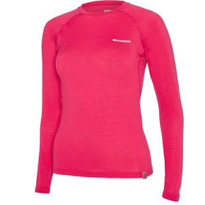 Isoler Merino women's long sleeve baselayer