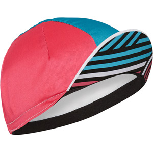 Sportive poly cotton cap, crosshatch