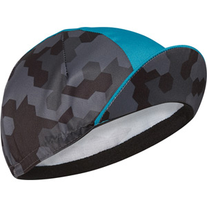 Sportive poly cotton cap, hex camo