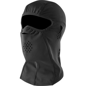 Isoler Balaclava, black one size