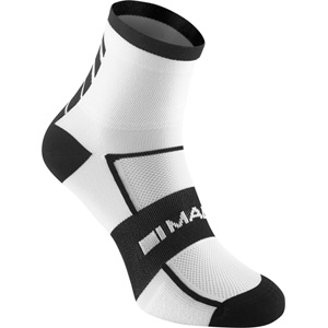 Sportive men's mid sock twin pack