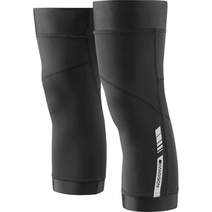 Sportive Thermal knee warmers, black medium