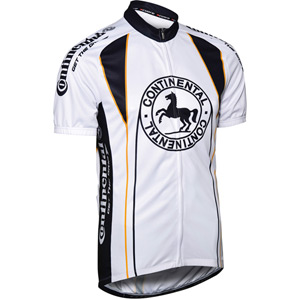 Cycle jersey - white large