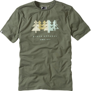 Tech Tee men's, forest trail