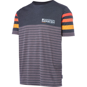 Saracen Factory Team 2018 men's Tech Tee
