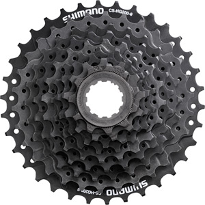 CS-HG200 9-speed cassette 11 - 36T