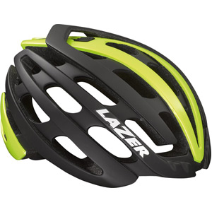 Z1 flash yellow / black medium helmet
