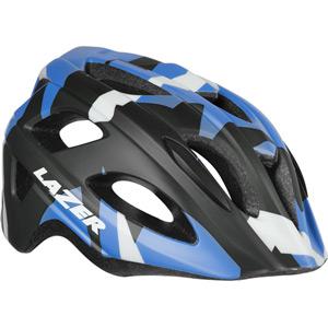 Nutz blue camo uni-size youth helmet