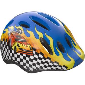 Max+ race car uni-size kids helmet
