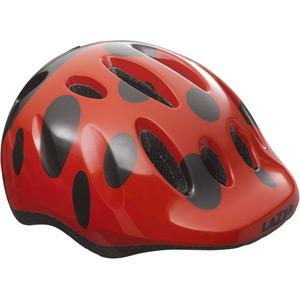 Max+ ladybug uni-size kids helmet