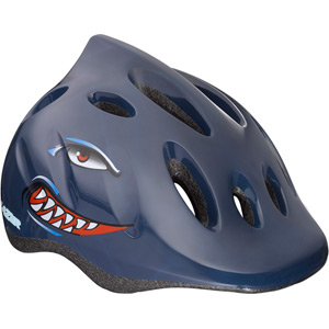 Max+ shark uni-size kids helmet