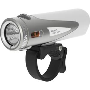 Urban 700 - Silver Bullet (Steel/White) light system