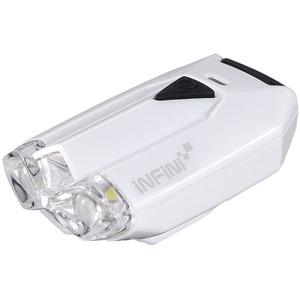 Lava super bright micro USB front light with QR bracket white