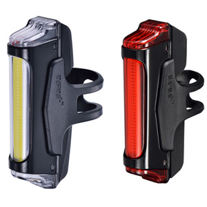 Sword Super bright front and Sword 30 COB Rear Lightset