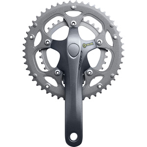 FC-2450 Claris Octalink compact chainset, 8-speed - 46 / 34T - 170 mm