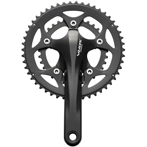 FC-3550 Sora 9-speed Compact chainset - 50 / 34T 165 mm