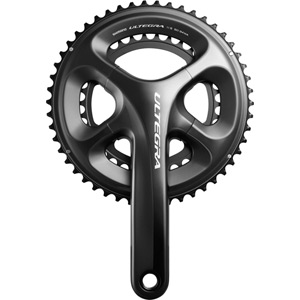 FC-6800 Ultegra 11-speed double chainset, 50 / 34T 172.5 mm