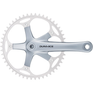FC-7710 Dura-Ace Track crankset, without chainring, 165 mm
