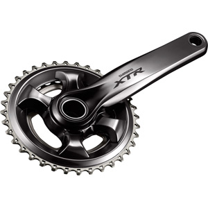 FC-M9000 11-speed XTR Race chainset Hollow bonded - 36 / 26 170 mm