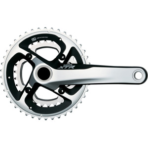 FC-M985 10-speed XTR chainset HollowTech II - 40 / 28 175 mm