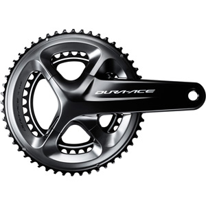 FC-R9100 Dura-Ace compact chainset - HollowTech II 175 mm 55 / 42T
