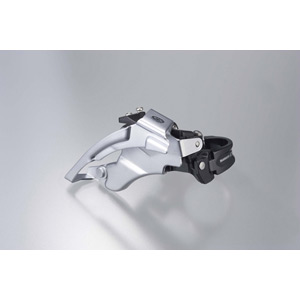 FD-M590 Deore ATB front derailleur, top-swing multi-fit