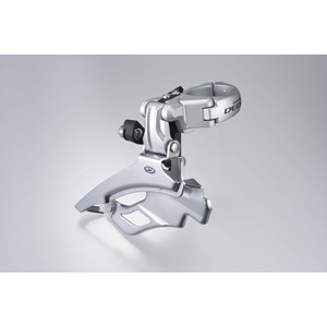 FD-M591 Deore hybrid front derailleur, conventional-swing multi-fit
