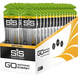 GO Isotonic Gel apple 60 ml tube - box of 30