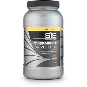 OVERNIGHT Protein recovery drink powder vanilla 1kg