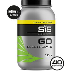 Go Electrolyte drink powder lemon and lime 1.6 kg tub