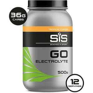 Go Electrolyte drink powder tropical 500 g tub