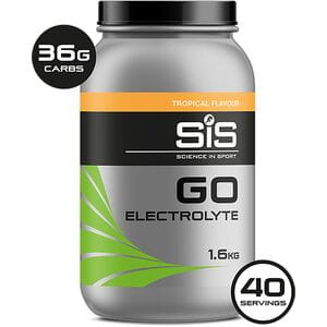 Go Electrolyte drink powder tropical 1.6 kg tub