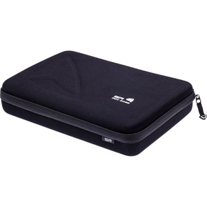 SP Storage Case Large for Action camera cameras and accessories - black