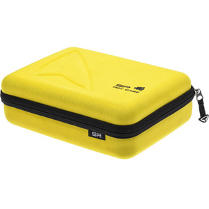 SP Storage Case for Action camera cameras and accessories - yellow
