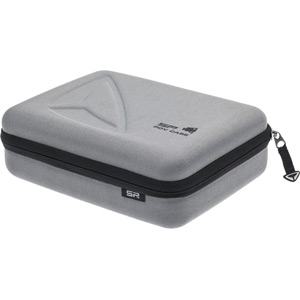 SP Storage Case for Action camera cameras and accessories - grey
