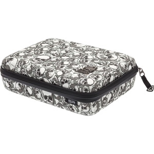 SP Storage Case for Action camera cameras and accessories - skull