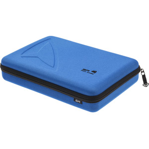 SP Storage Case Large for Action camera cameras and accessories - blue