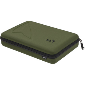 SP Storage Case Large for Action camera cameras and accessories - olive