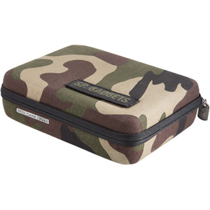 SP POV Storage Case Elite Core for Action Cameras - camo