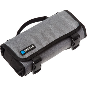 GoPole Trekcase - Weather Resistant Roll Up Case for GoPro Cameras