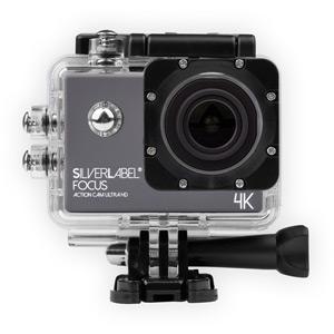 Silverlabel Focus Action Cam 4K