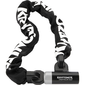 Kryptolok Series 2 995 Integrated Chain - 9 mm x 95 cm