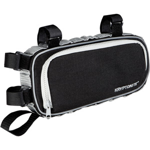 Kryptonite Transit Transport-R Chain Frame Bag black