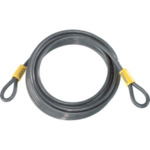 Kryptoflex cable lock 30 feet (9.3 metres)