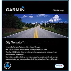 MicroSD - City Navigator Alps