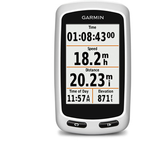 Edge Touring GPS-enabled cycle computer