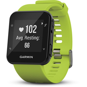 Forerunner 35 GPS Watch - Limelight