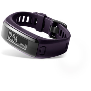 vivosmart HR - Wrist Watch - Purple - Regular