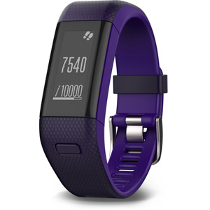 vivosmart HR+ GPS - WW - Purple - Regular