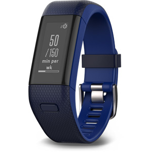 vivosmart HR+ GPS - WW - Blue - Regular